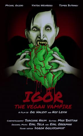 Igor The Vegan Vampire