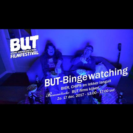 BUTFF Binge watching
