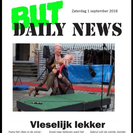 BUTdaily 1 sept 2018
